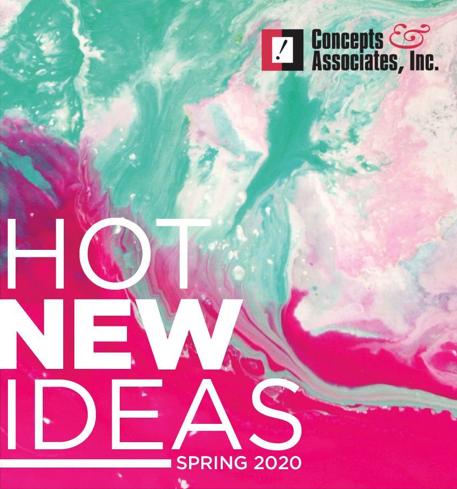 HOT NEW IDEAS 2020 CATALOG