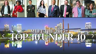 TIM HENNESSY JR. WINS TOP 40 UNDER 40