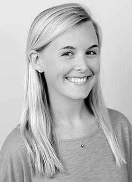 HALLIE DAWSON, Creative Manager