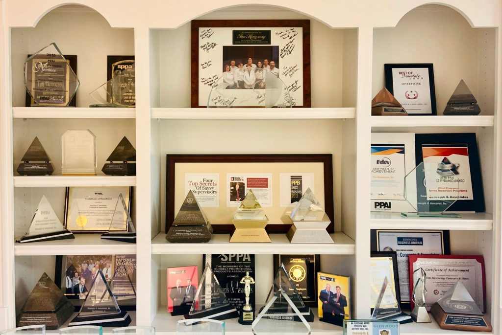 Concepts & Associates Awards